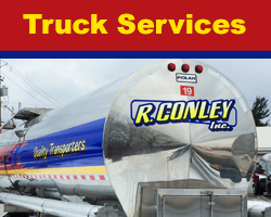 Conley trucking tank truck transport for Kosher cleaning requirements
